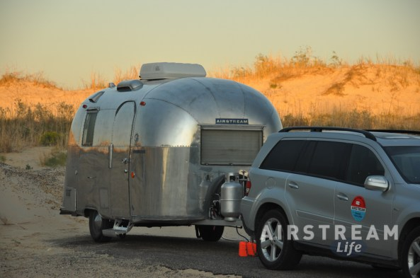 Airstream Caravel Monahan Sand Dunes