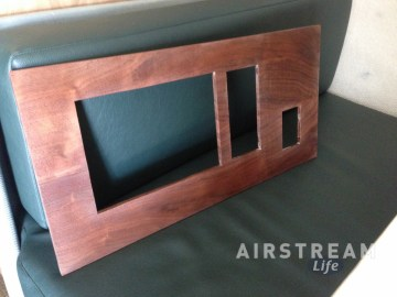 Airstream power distribution panel-2