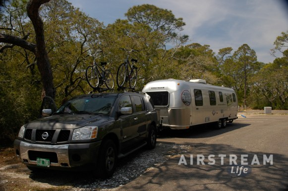 FL panhandle Airstream bikes
