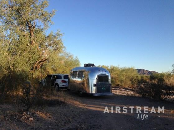 Quartzsite Airstream Caravel 2017-09