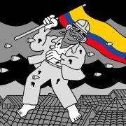 Illustration « La Colombie à veines ouvertes » © Claude Joyeux