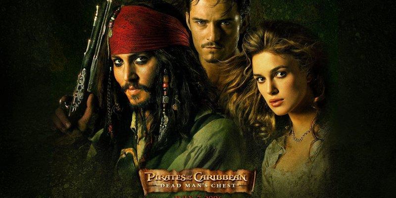 Pirate des Caraïbes © Walt Disney Pictures and Jerry Bruckheimer
