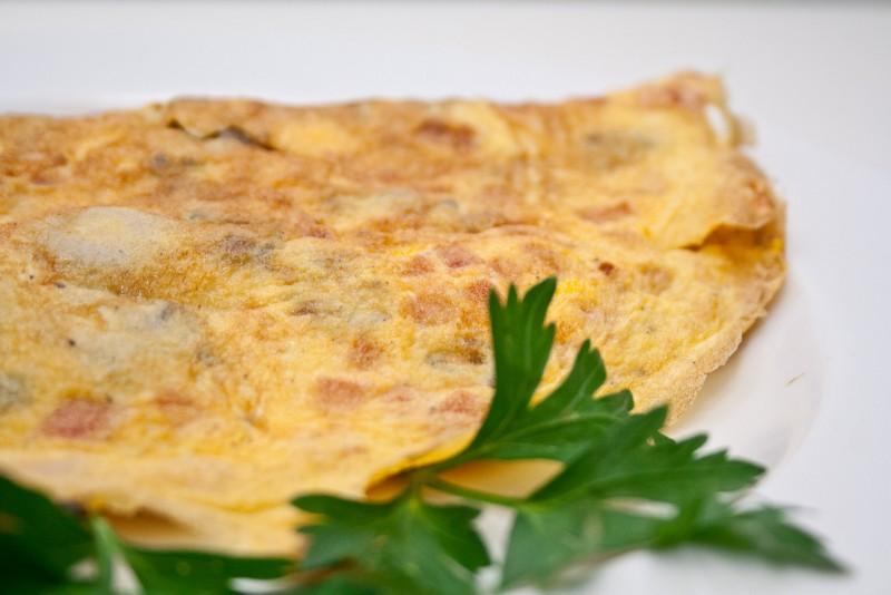 Omleta albă – un mic dejun sănătos