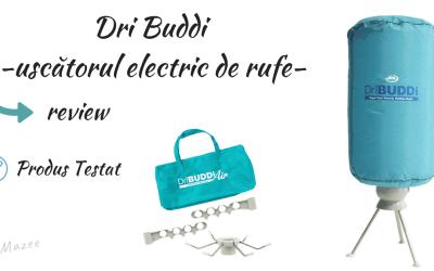Tot ce trebuie să știi despre Dri Buddi, uscătorul electric de rufe