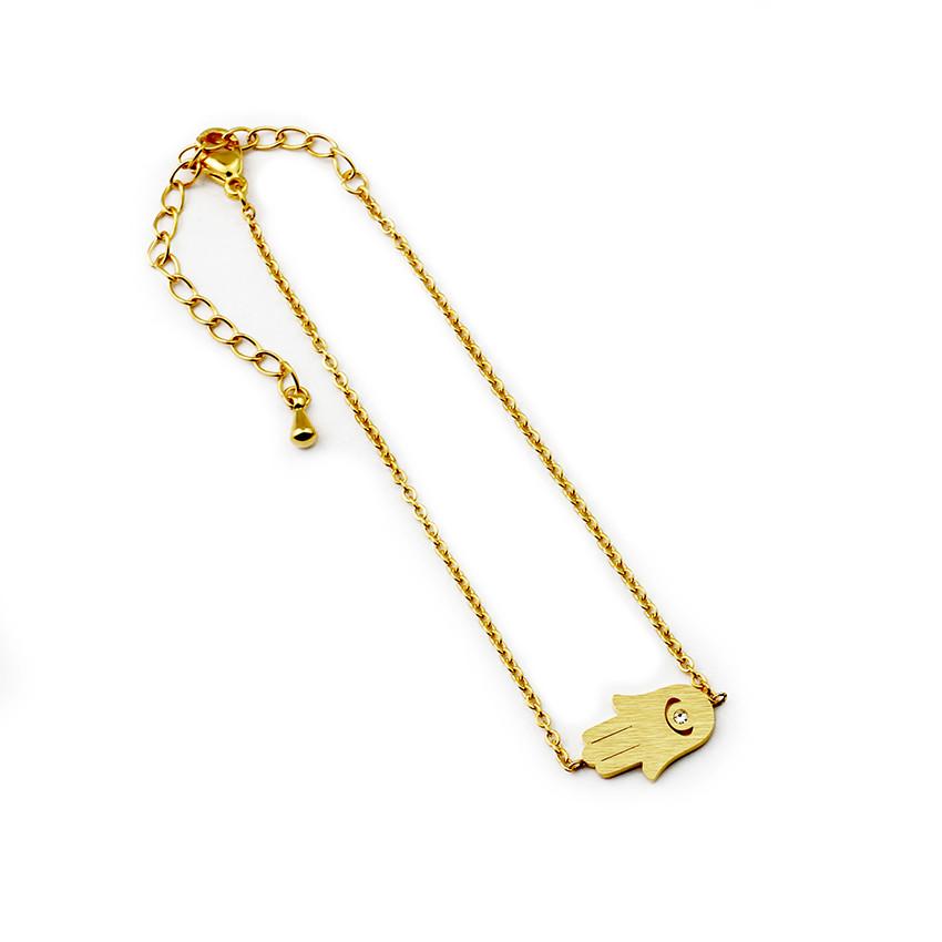 Hamsa Bracelet Chain