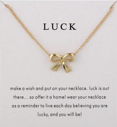 Inspiration for Good Luck