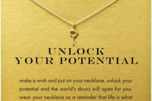 jewelry UNLOCK potential
