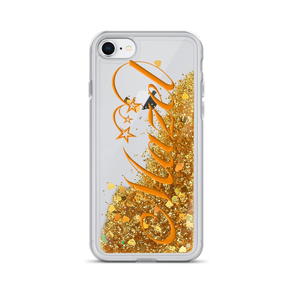 Mazel Liquid Glitter Phone Case