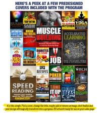 √ Book Cover Design Creator | Ebook cover design software