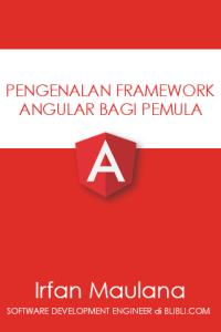 Cover Ebook Pengenalan Framework Angular Bagi Pemula