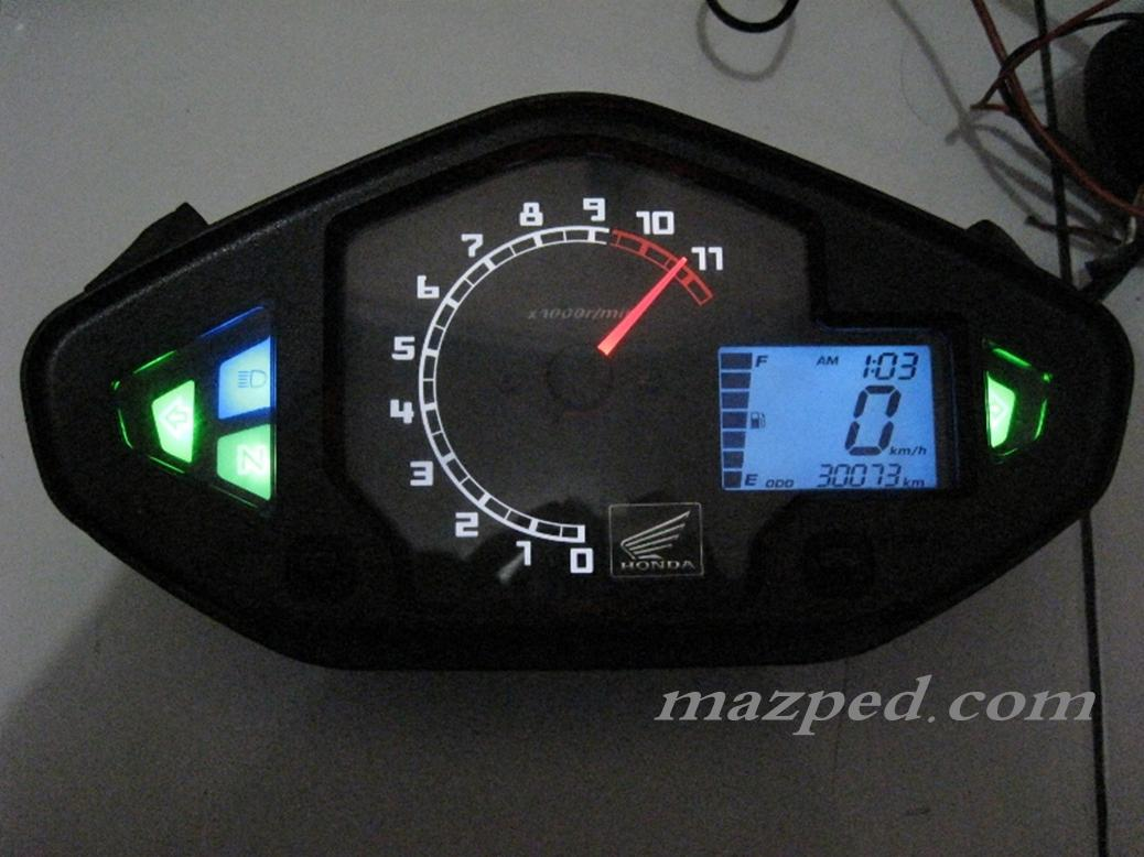 Wiring Diagram Honda Mega Pro