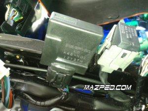 WHY45 MOTOR: Wiring Diagram Honda RABS ( Remote Answer