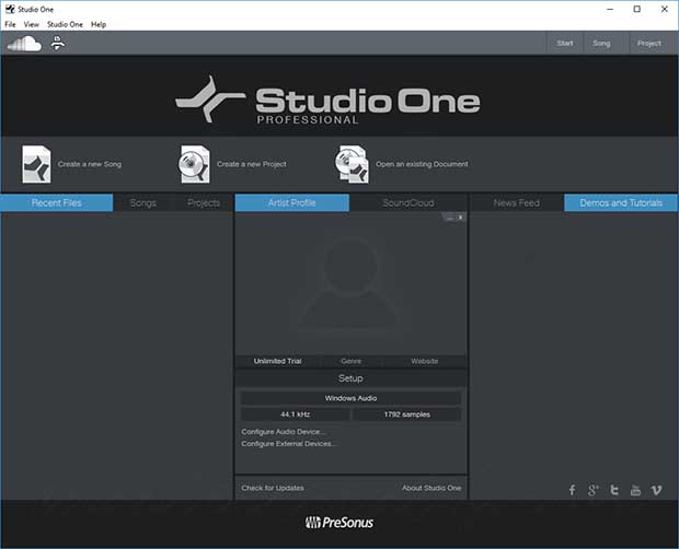Studio One Pro License Key Full Version