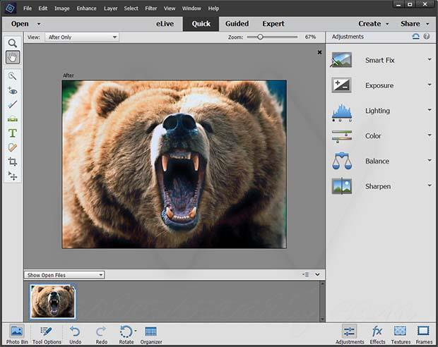 Adobe Photoshop Elements v18.0 Crack Full Version