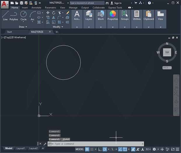Autodesk AutoCAD Crack + Activation Key