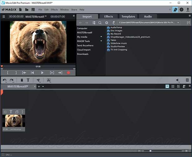 MAGIX Movie Edit Pro Crack + Activation Key