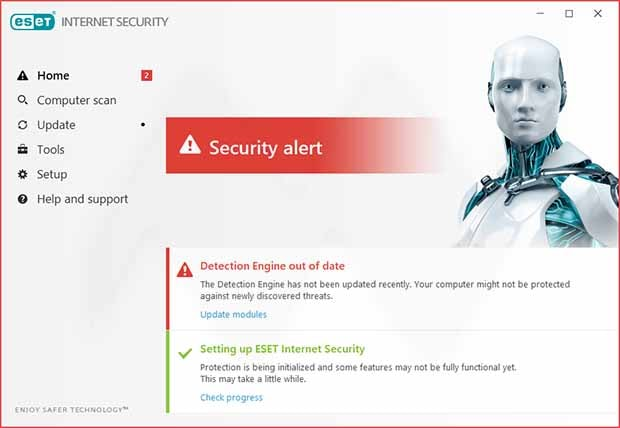 ESET Internet Security Crack With Activation Code