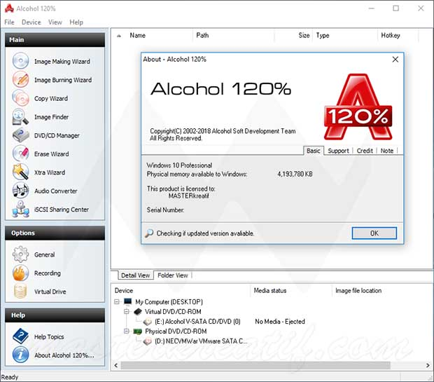 Alcohol Crack With Serial Key 2020