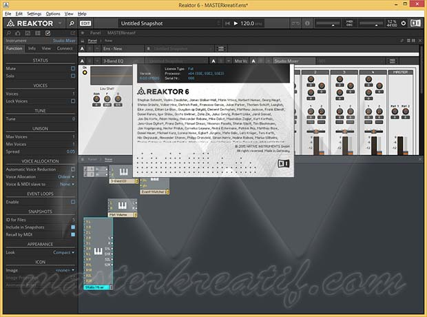 Native Instruments Reaktor Crack With Serial key