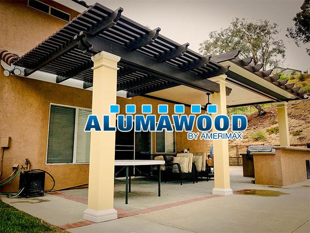 alumawood aluminum patio covers