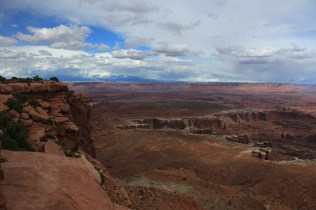 Grand View Point Overlook (Canyonlands National Park)