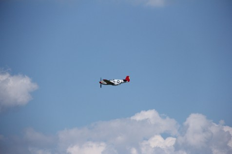 P-51 Mustang Red Tail