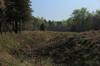 Spotsylvania Trenches 3