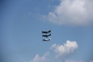 3 Plane Formation