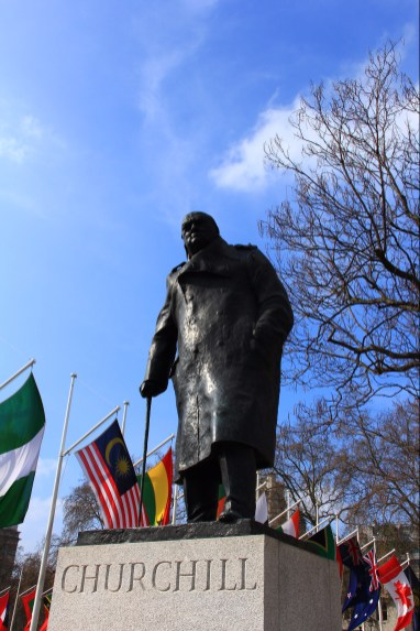 Winston Churchill Monument