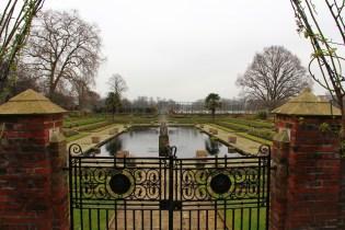 Kensington Palace - Gardens