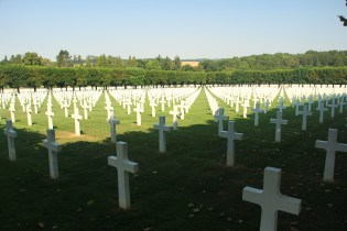 Meuse-Argonne American Cemetery and Memorial.
