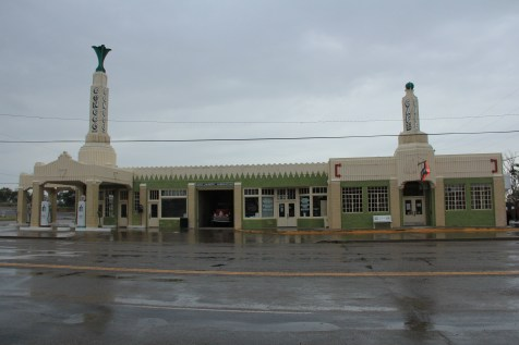 Tower Station & U-Drop Inn - Shamrock, TX