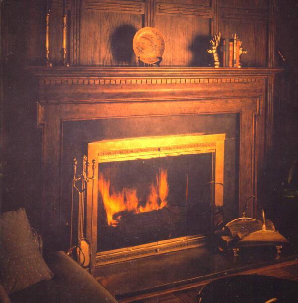 Woodburning Furnace Juca