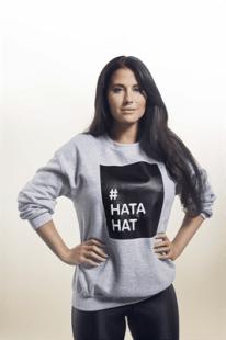 Kärleken är enorm - 25.000 #hatahat-tröjor delas ut i kampen mot näthat 2