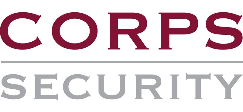 corps security logo corps