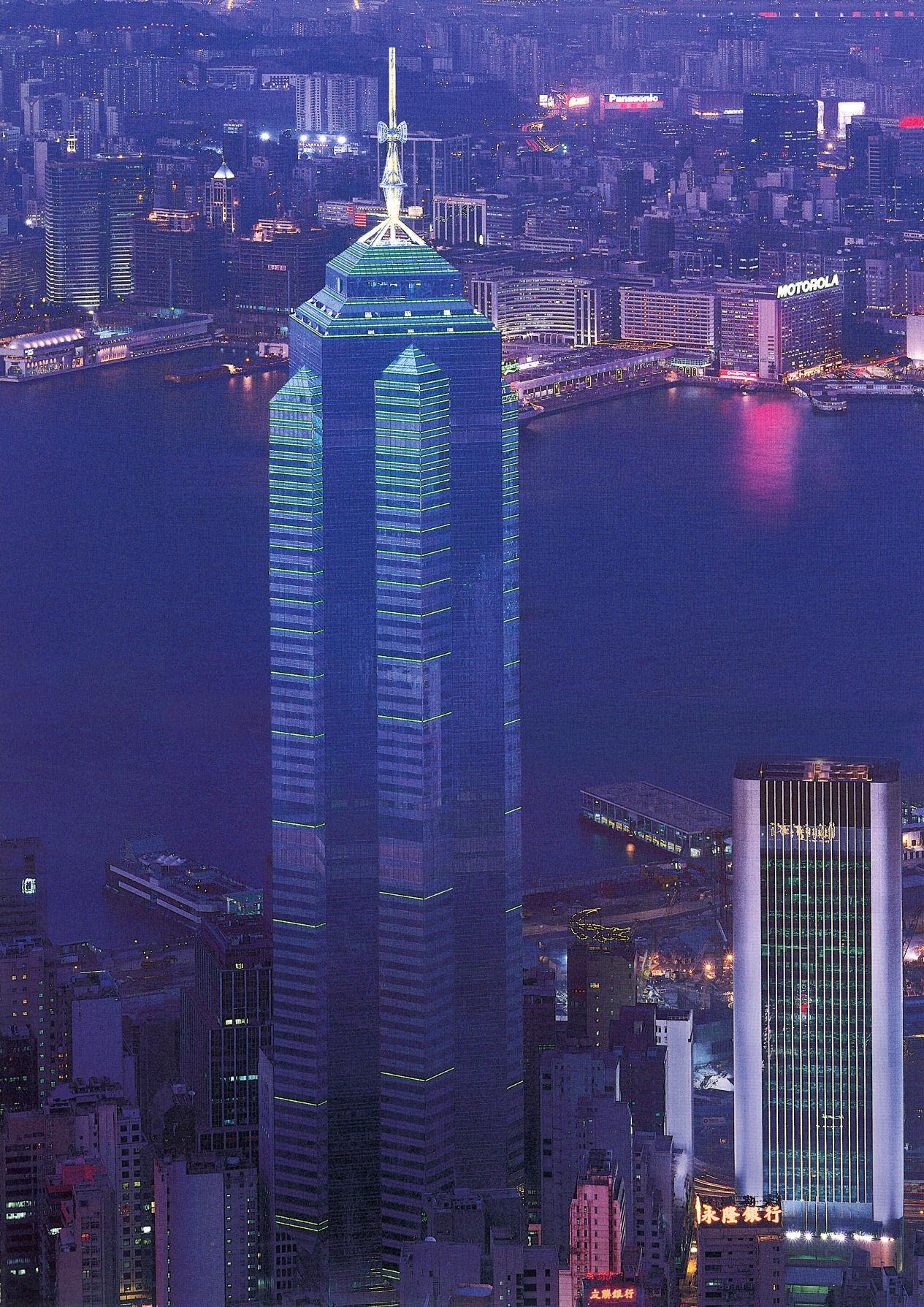 The Center Hong Kong  Wildwood PR
