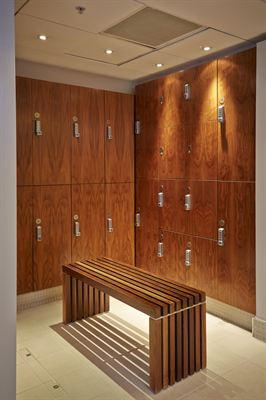 The Landmark Hotel Spa and Health Club takes control of its lockers with KitLock  KitLock