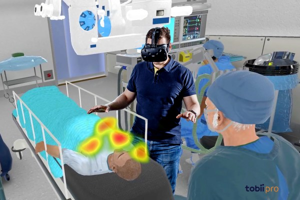 Tobii Pro Brings Eye Tracking Analytics Vr - Year of Clean Water