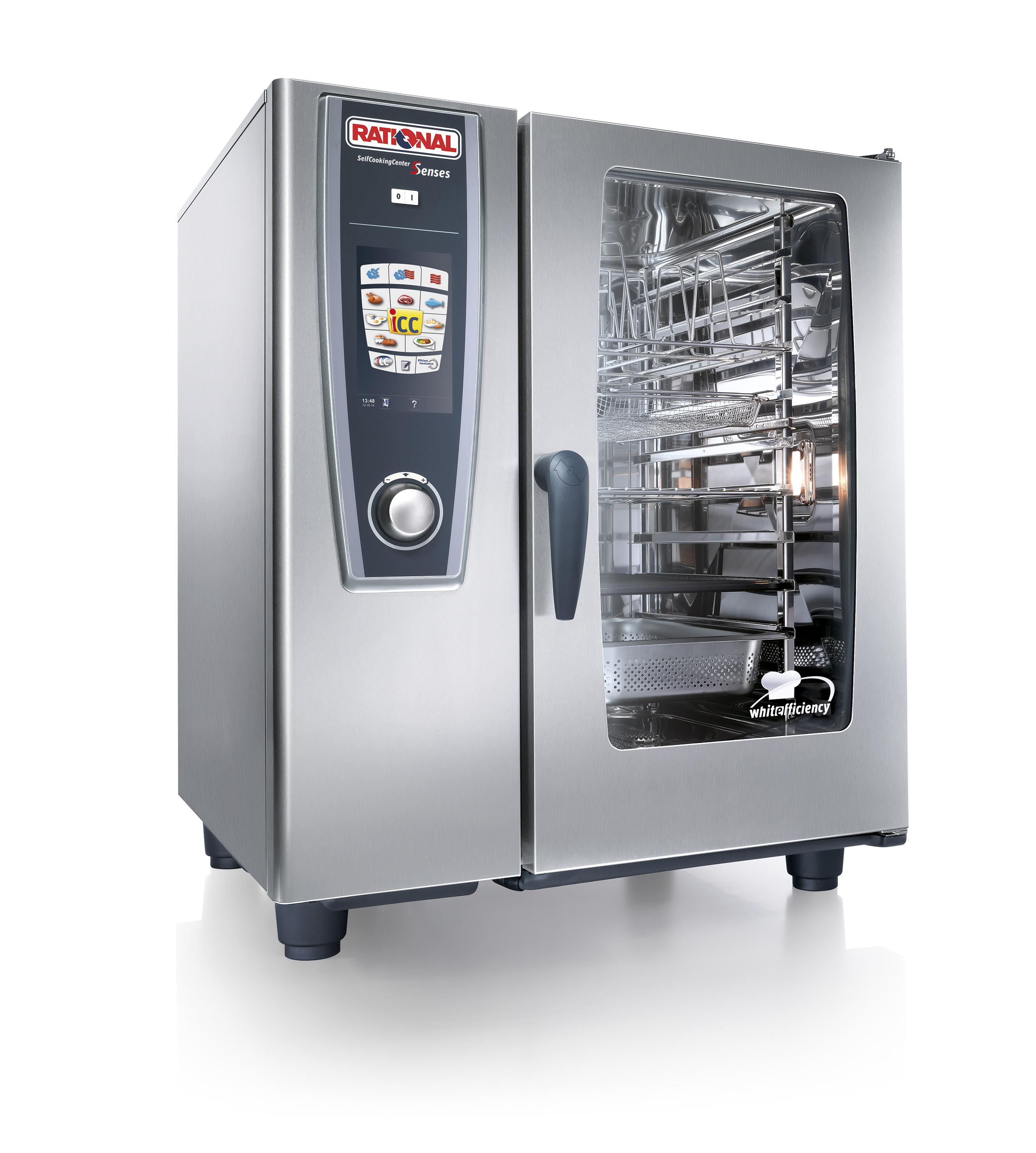 Rational launches new combi steamer  Rational