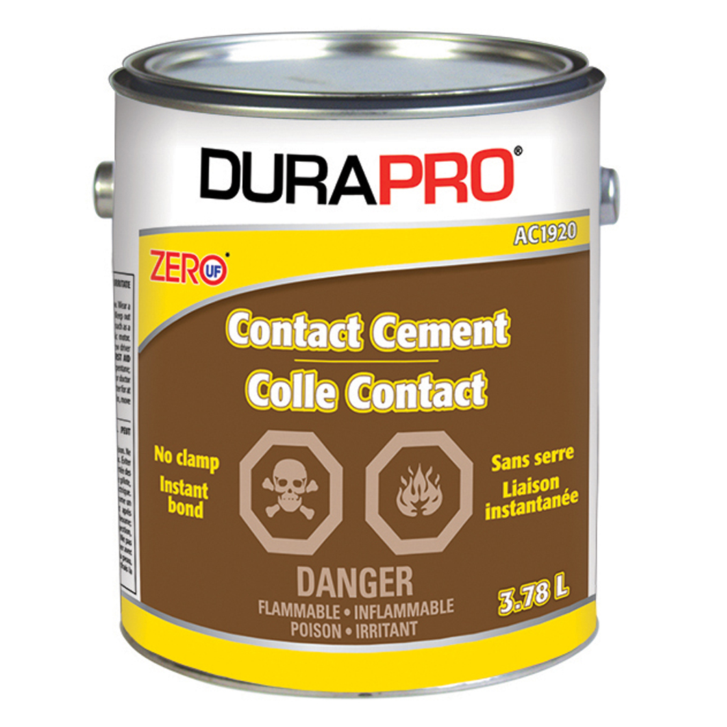 Contact Cement - Neoprene Rubber Adhesive Solvent Based ...