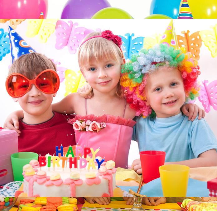 kids birthday party idea