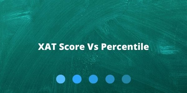 XAT Score Vs Percentile, we have added all the details