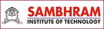 Sambhram Academy of Management Studies Logo