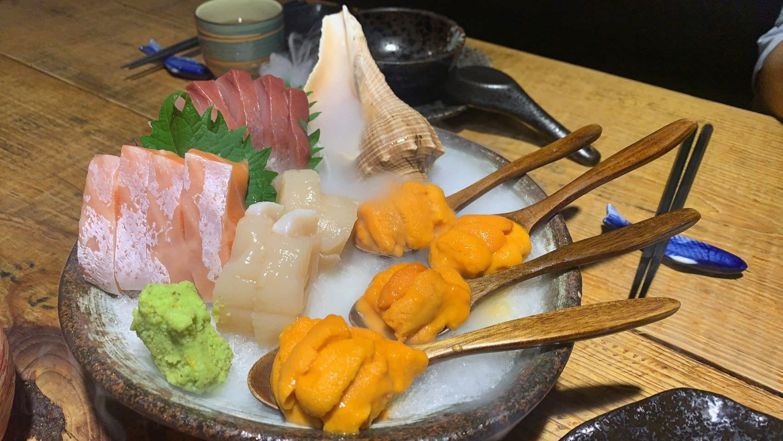桃園。東風舞之磯 | 無菜單日本料理
