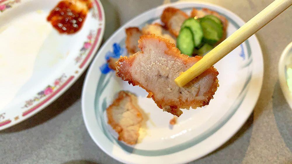 桃園。南門市場赤肉粥   桃園消夜   銅板美食