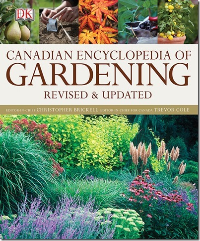 Canadian Encyclopedia of Gardening from DK Books