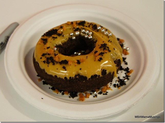 Timspiration Donut from Tim Horton's