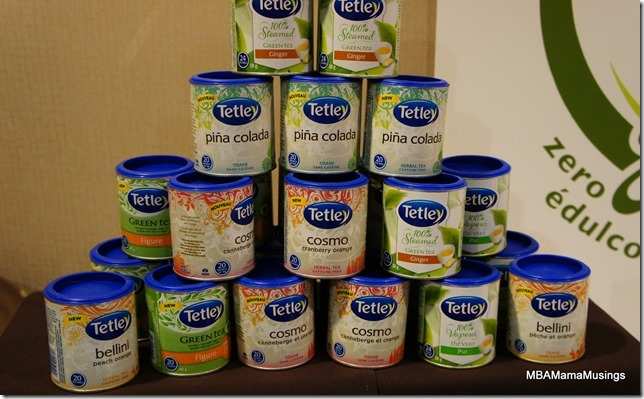Tower of Tetley Tea from Collective Bias