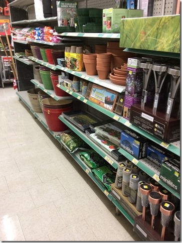Home Hardware Soil and Pots