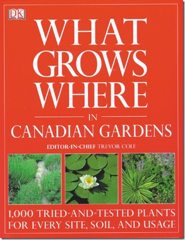 A compact Great Canadian Gardening Guide